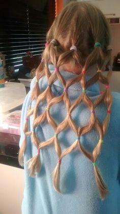 ridiculously easy wacky hair!