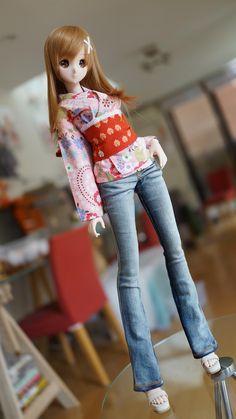 Mirai Suenaga Smart Doll by MiraiRobotics