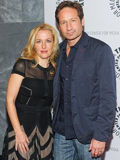 GREAT X-PECTATIONS | David Duchovny, Gillian Anderson | X-Files!