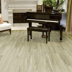 Alpine Elm Luxury Vinyl Plank Flooring 24 Sq Ft Case
