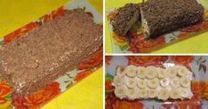 Tvarohový nepečený dezert s bleskovou prípravou a vynikajúcou chuťou Food And Drink, Recipes, Recipies, Ripped Recipes, Cooking Recipes, Medical Prescription, Recipe