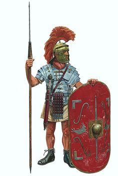 """""""Legionary Legio II Augusta"""", Graham Sumner"""
