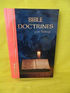ABeka Bible Doctrines for Today, 2nd or 3rd ED, School, Homeschool or Adult S.S. #Textbook