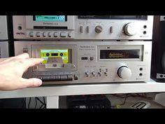 Technics M12 - MP3 TapeLess Deck Project