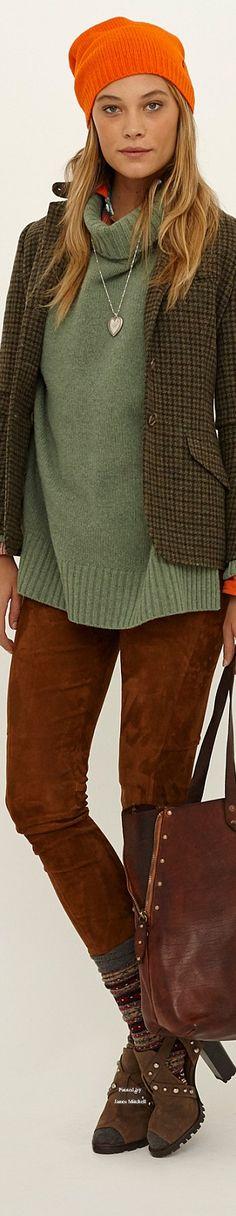 Farb- und Stilberatung mit www.farben-reich.com # Ralph Lauren Fall 2015