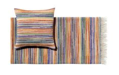 Colored, downy, warm  @MissoniHome throw