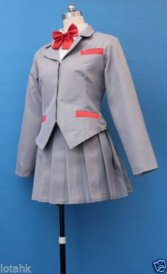Rukia-school-Cosplay-Uniform-Costume-Custom-Made
