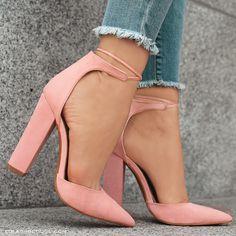 #rose #pink #heel #beyonce #cute #sexy #shoes #denim #festival #coachella #losangeles #style #fashionista #streetstyle #love