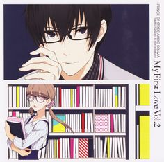 Prince of Stride Drama CD, My First Love Vol. 2 - Fujiwara Takeru and Sakurai Nana