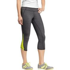 Old Navy Grey And Electric Neon Active Compression-mesh Capris $17 http://www.tradesy.com/activewear/old-navy-active-compression-mesh-capris-966557?utm_source=PINutm_content=PIN0001utm_medium=Pinterestutm_campaign=productsharefb_id=1101009