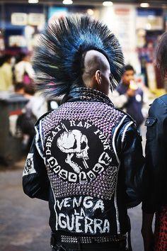 punk by Sebastian Ibarra, via Flickr