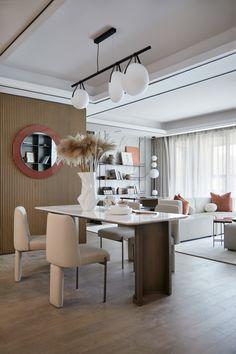 翡翠天际142 on Behance Magazine Design, Dining, Table, House, Furniture, Chongqing, Home Decor, Behance, Interior Design