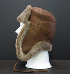 Kožešinová čepice/ušanka - krásné zpracování, kvalitní materiál, český výrobek Hats, Hat, Hipster Hat