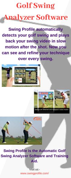 Golf instructors happen to be utilizing a type of advanced golf swing analyzer for years to help golfers strengthen their swing to generate greater contact with Golf Swing Analyzer, Golf Cart Parts, Golf Gps Watch, Golf Instructors, Golf Apps, Golf Pride Grips, Golf Simulators, Diy Gifts For Kids, Golf Channel