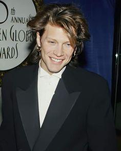 Bon Jovi 80s, Jon Bon Jovi, Some People Say, Golden Globe Award, Love At First Sight, Most Beautiful Man, Idol, Actors, Guys