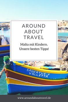 Unser wunderschöner Tripp nach Malta mit der Familie. Tipps