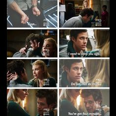 "#Stitchers 1x10 - ""Full Stop"" - Cameron and Kirsten. Why in the world would they do this to me?!?!"