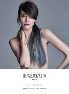 fb663ef3 10 best Balmain hair extensions images   Balmain hair extensions ...