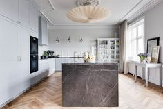 Kitchen Room Design, Kitchen Interior, Kitchen Decor, Scandinavian Interior Design, Modern Interior Design, Kitchen New York, Decoration, New England, Interior Decorating