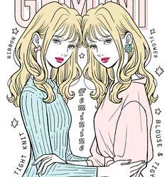 12 Zodiac Signs, Illustration Art, Beauty Illustrations, Manga Girl, Animation, Abstract, Wallpaper, Drawings, Artist