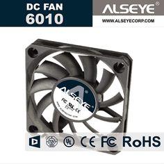 ALSEYE 6010 cooling fan 12v 0.15A 2400RPM 11 Leaf blade 60mm fan radiator computer fan cooler