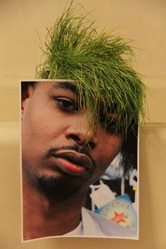 Danny Brown Wheatgrass Holder | Is This The Best Etsy Store Ever?