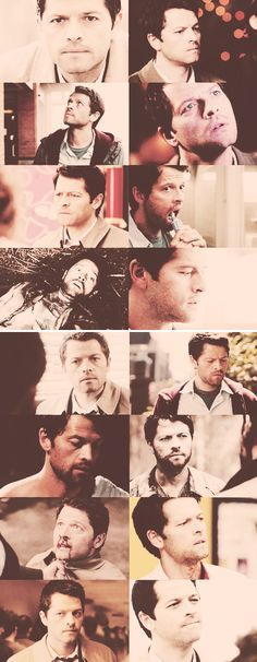 Castiel: Let me tell you my story. Let me tell you everything. #spn
