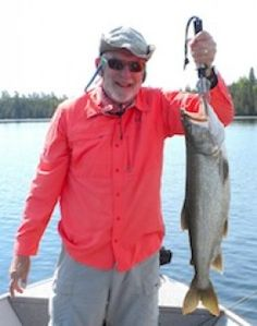 how to catch lake trout in northern ontario