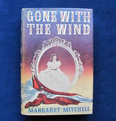 GONE WITH THE WIND SIGNED BY 2 CAST MEMBERS OF THE FILM