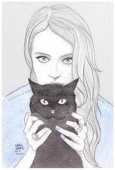 | Ella quiere un gato | carlos sadness