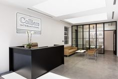 Colliers office by ThirdWay Interiors, London – UK » Retail Design Blog