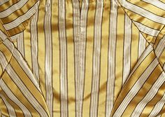 Dress Date: ca. 1797 Culture: British Medium: silk Dimensions: Length at CB: 65 1/2 in. (166.4 cm) Credit Line: Purchase, Irene Lewisohn Trust Gift, 1984 Accession Number: 1984.85