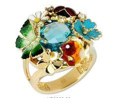 Mijn prachtige Roberto Bravo ring
