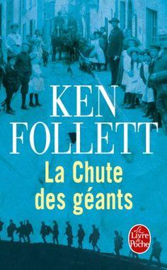 Le siècle, Tome 1 : La chute des géants de Ken Follett http://www.amazon.fr/dp/2253125954/ref=cm_sw_r_pi_dp_U8yiub0P0C9KQ