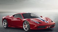 Ferrari, ecco la nuova 458 Speciale