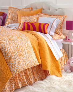 """""""Zabrina"""" #Bed #Linens by Amity Home at #Horchow #Home #Bedding #Decor"""