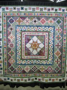Dallas Quilt Show 2011 by Jennifer Ofenstein (sewhooked.com), via Flickr
