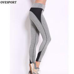 291966b89e96d Queen Yoga Womens Medium-rise Capri Tights Pants Inner Pocket in ...