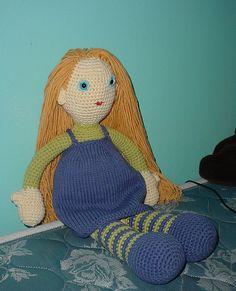 Ravelry: Amigurumi Doll Pattern pattern by Soph Stitch