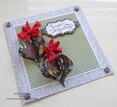 Tis The Season by Emma Williams – Craftwork Cards Blog