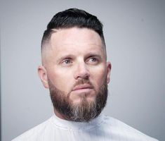 These are 45 of the most popular fade haircuts for men. From classic pomp and flat top fades to modern crops, mohawks, comb overs and more. Mens Hairstyles Side Part, Mens Hairstyle Images, Men's Hairstyle, Crazy Hairstyles, Hard Part Haircut, Side Part Haircut, Best Fade Haircuts, Haircuts For Men, Military Haircuts