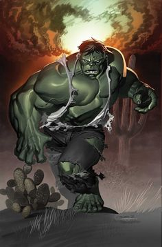 Chris Stevens - Hulk