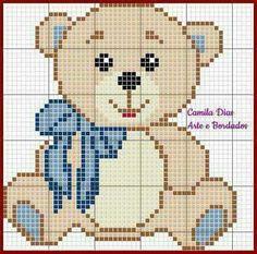 Cross Stitch Fabric, Cross Stitch Heart, Cute Cross Stitch, Cross Stitch Cards, Cross Stitch Animals, Cross Stitch Flowers, Cross Stitching, Cross Stitch Embroidery, Cross Stitch Patterns