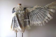 https://flic.kr/p/yRAfwo | White owl shawl