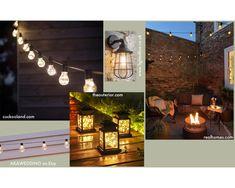 How To Create A Stylish Garden With Outdoor Tiles | Topps Tiles Outside Flooring, Garden Tiles, Topps Tiles, Outdoor Tiles, Hanging Plants, Greenery, Outdoors, Indoor, Create