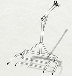 Biga, the Bike Trailer : 15 Steps (with Pictures) - Instructables Velo Design, Bicycle Design, Diy Projects To Sell, Metal Projects, Shielded Metal Arc Welding, Mountain Bike Frames, Mountain Biking, Wood Bike, Bike Trailer