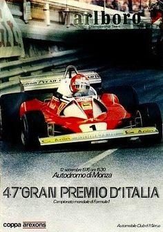 Italian Grand Prix / Autodromo di Monza / 1947