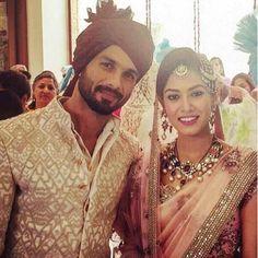 Officially man and wife: Shahid Kapoor and Mira Rajput's wedding ceremonies ... Mira Rajput  #MiraRajput