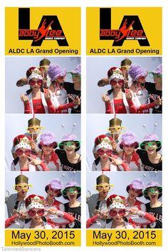 ALDC LA Photo Booth FOLLOW: @TalentedDancers