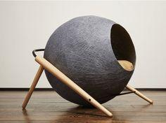 Meyou, mobilier design pour chats (et leurs maîtres !)   @decocrush - www.decocrush.fr